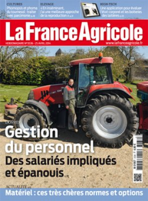 Article France Agricole