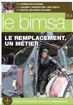 BIMSA MSA remplacement agriculture