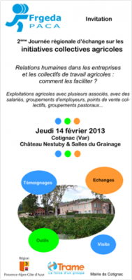 Invitation journee